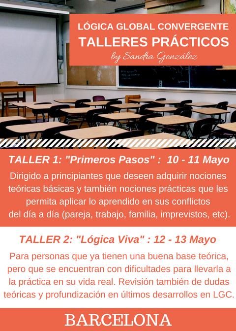 Taller Barcelona 2018