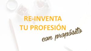 Reinvención profesional