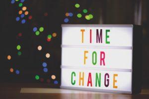 señal de que necesitas un cambio de vida