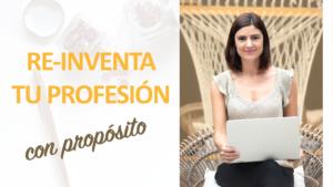 reinventa tu profesión